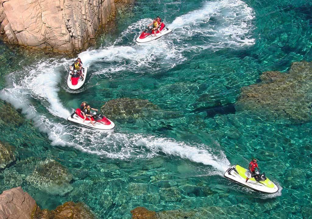 Jet ski - Corse