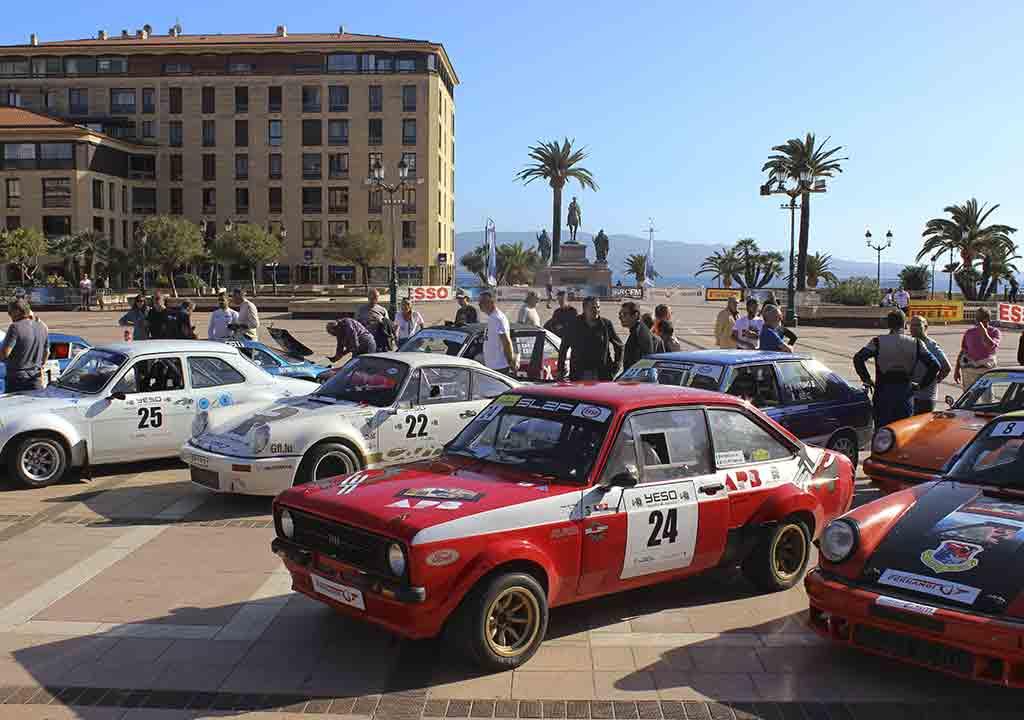 Historical Corsica Race 2019