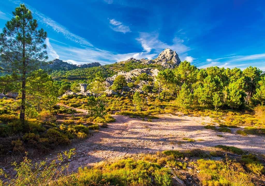 Aiguilles de Bavella - Corse