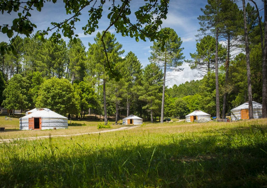 Tente Ecolodge - Zonza