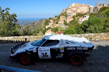Tour de Corse Historique ©Chambert