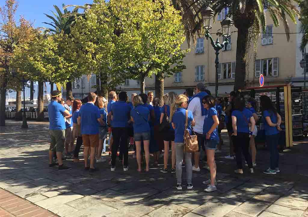 Séminaire entreprise Corse