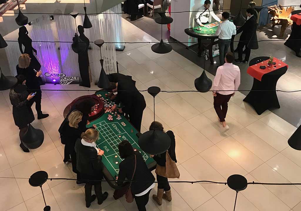 Casino seminar
